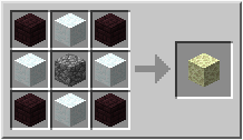 Recipe Endstone.png